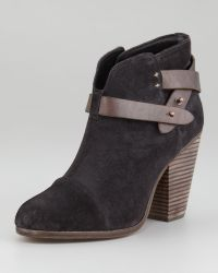 Rag & Bone Harrow Strappy Ankle Boot - Lyst
