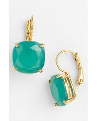 Kate Spade Boxed Drop Earrings - Lyst