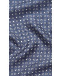 Burberry Prorsum - Geometric Print Silk Scarf - Lyst
