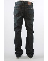 Vans The V56 Standard Fit Jeans in Vintage Indigo Dark Wash - Lyst