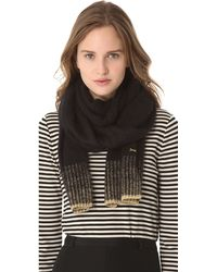 Juicy Couture Angora Scarf - Lyst
