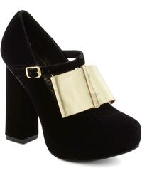 ModCloth Enlighten The Mood Heel - Lyst