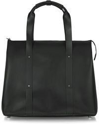 Porsche Design - Black Leather Weekender - Lyst