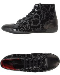 Roccobarocco - Hightop Trainers - Lyst
