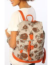 Nixon The Vault Backpack in Floral Canvas - Lyst