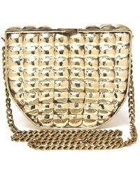 Anndra Neen - Quilted Chain Satchel - Lyst