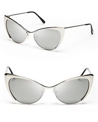 Tom Ford Nastasya Cat Eye Sunglasses - Lyst