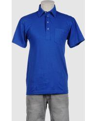 American Apparel | Polo Shirt | Lyst