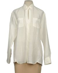 Donna Karan New York Long Sleeve Shirt - Lyst