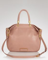 Marc By Marc Jacobs Satchel - Too Hot To Handle Mini Shopper brown - Lyst