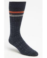 Calvin Klein Stripe Socks - Lyst