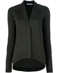 Givenchy Button Fastening Cardigan - Lyst