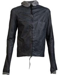 Ma+ - Leather Jacket - Lyst