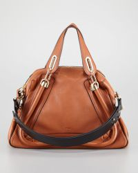 Chloé Paraty Military Shoulder Bag Medium - Lyst