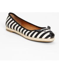 Marc By Marc Jacobs Mouse Ballerina Flat - Lyst