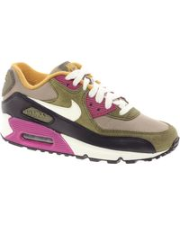 Nike Air Max 90 08 Olive Trainers - Lyst