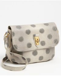 Marc By Marc Jacobs Lizzie Dots Embossed Crossbody Bag - Lyst