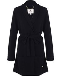 Juicy Couture Pure Cashmere Robe - Lyst