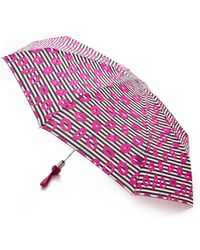 Marc By Marc Jacobs - Skinny Stripey Lips Umbrella - Lyst