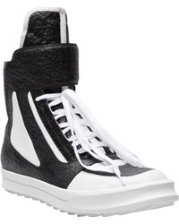 Camilla Skovgaard Hightop Shield Trainer - Lyst