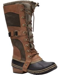 Sorel - Conquest Carly Tall Boot - Lyst
