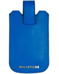 Whistles - Exclusive To Asos Leather I-phone Case - Lyst