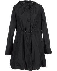 Armani Fulllength Jacket - Lyst