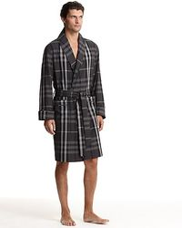 Burberry - Beat Check Robe - Lyst