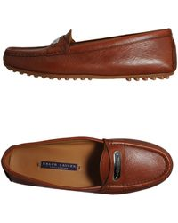Ralph Lauren Collection Moccasins - Lyst