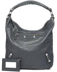Balenciaga Papier Drop Bucket Bag - Lyst