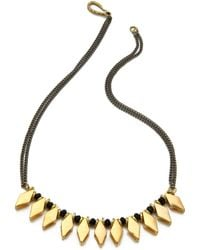 Vanessa Mooney Estella Necklace - Lyst