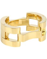 Michael Kors Very Hollywood Square Link Bracelet - Lyst