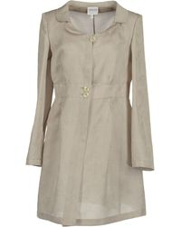 Armani Fulllength Jacket - Lyst