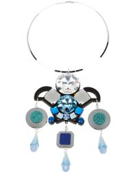 Holly Fulton - Baroque Pendant Choker - Lyst