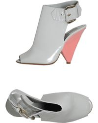 Chloé Highheeled Sandals - Lyst