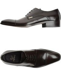Gianfranco Ferré - Laceup Shoes - Lyst