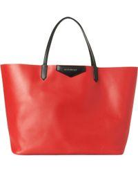 Givenchy Antigona Shopper - Lyst