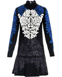 Stella McCartney Erica Embroidered Dress - Lyst
