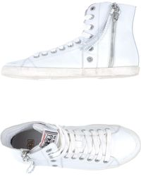 Ash Hightop Trainers - Lyst