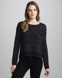 Free People Jane Knit Pullover - Lyst