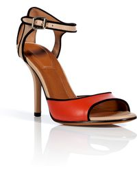 Givenchy Leather Sandals - Lyst