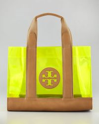 Tory Burch Jesse Tory Tote Bag - Lyst