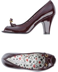 Marc By Marc Jacobs Courts with Open Toe - Lyst