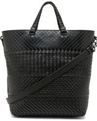 Bottega Veneta Veneta Messenger Bag - Lyst