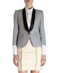 Boy by Band Of Outsiders Seersucker Jacket - Lyst