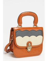 Darling Whitney Top Handle Crossbody Satchel - Lyst