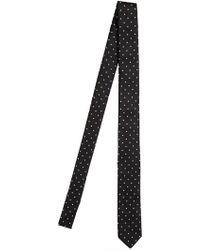 Dolce & Gabbana 3cm Silk Twill Tie - Lyst