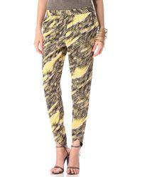 Kelly Wearstler - Claw Print Trousers - Lyst