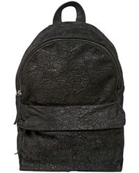 Silent - Damir Doma - Paper Leather Backpack - Lyst