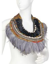 Anita Quansah London - The Kazan Necklace - Lyst